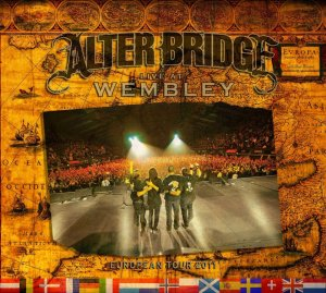AlterBridgewembley