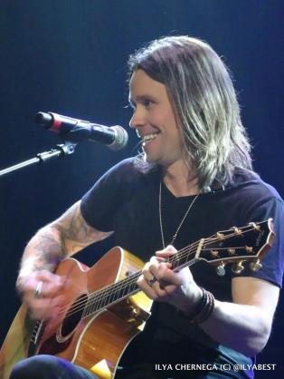 Myles Kennedy à la House of Blues de Dallas avec Alter Bridge