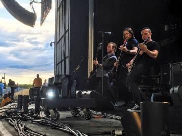 Alter Bridge en concert à Syracuse