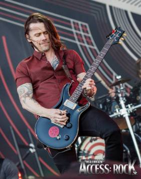 Alter Bridge au Sweden Rock