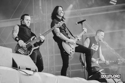 Alter Bridge au Download Paris
