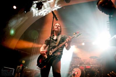 Myles Kennedy et Alter Bridge à Leipzig