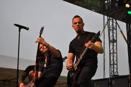 Alter Bridge au Wisconsin Valley Fair