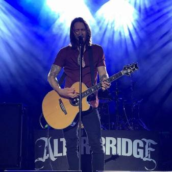 Alter Bridge au Sioux Empire Fair