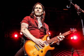 Alter Bridge au Rocking The Rivers Festival