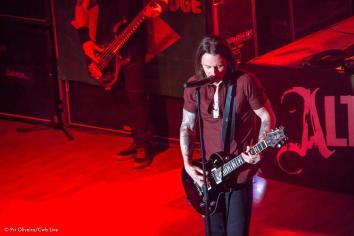 Alter Bridge @ Curitiba. Myles Kennedy France