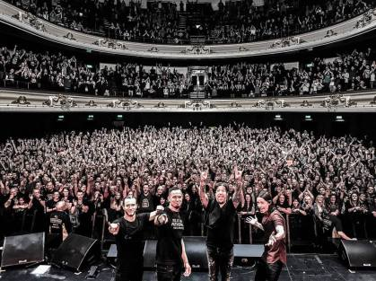 Alter Bridge @ Usher Hall, Edimbourg