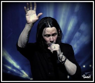 Alter Bridge au Royal Albert Hall, Myles Kennedy France