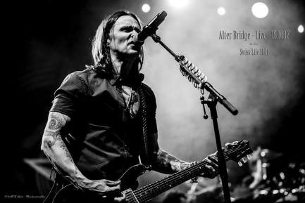 Alter Bridge à Hanovre