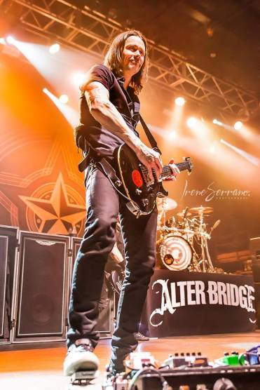 Alter Bridge à Barcelone