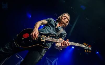 Alter Bridge à Zurich