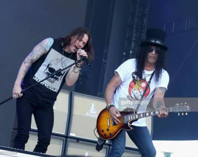 Slash feat. Myles Kennedy & The Conspirators au Kaaboo Music Festival de Del Mar