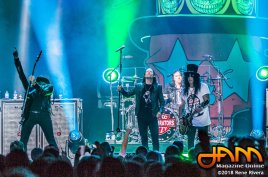 Slash feat. Myles Kennedy & The Conspirators à Thackerville