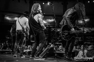 Slash feat. Myles Kennedy & the Conspirators au Mohegan Sun de Uncasville