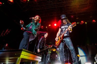 Slash feat. Myles Kennedy & The Conspirators à New York