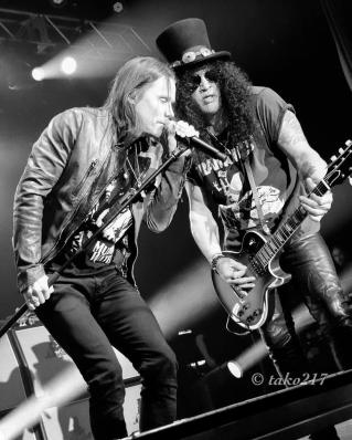 Slash feat. Myles Kennedy & The Conspirators à New Buffalo