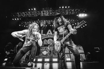 Slash feat. Myles Kennedy & The Conspirators à Silver Spring
