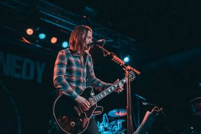 Myles Kennedy au Concord Music Hall de Chicago
