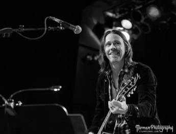 Myles Kennedy & Co au Webster Theatre de Hartfird