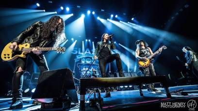 Slash feat. Myles Kennedy & The Conspirators à Auckland