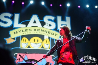 Slash feat. Myles Kennedy & The Conspirators à Sydney