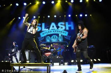 Slash feat. Myles Kennedy & The Conspiraptors à Glasgow