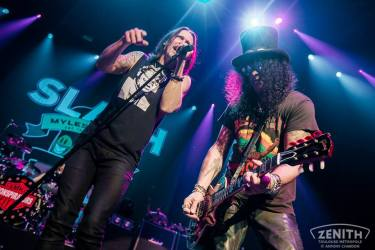Slash feat. Myles Kennedy & the Conspirators à Toulouse