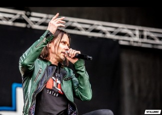 Slash feat. Myles Kennedy & The Conspirators au Nova Rock Festival