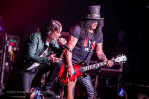 Slash feat. Myles Kennedy & The Conspirators à Milwaukee