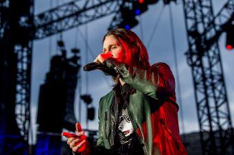 Slash feat. Myles Kennedy & The Conspirators au festival de Nîmes