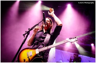 Alter Bridge au Ritz de Raleigh