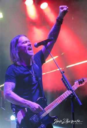 Alter Bridge au Vibes Event Center de San Antonio